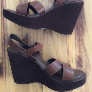 e310679900d3 Kork-Ease Shoes - Flash Sale Kork-Ease Ava Leather Platform Sandals